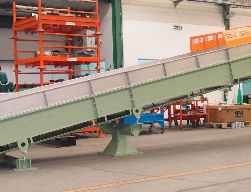 Weigh Band Conveyor